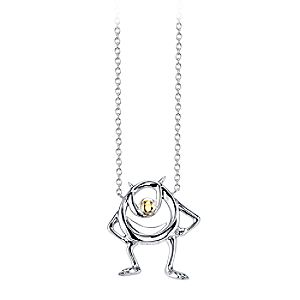 Mike Wazowski Necklace for Women - Monsters, Inc. 6730058010189P