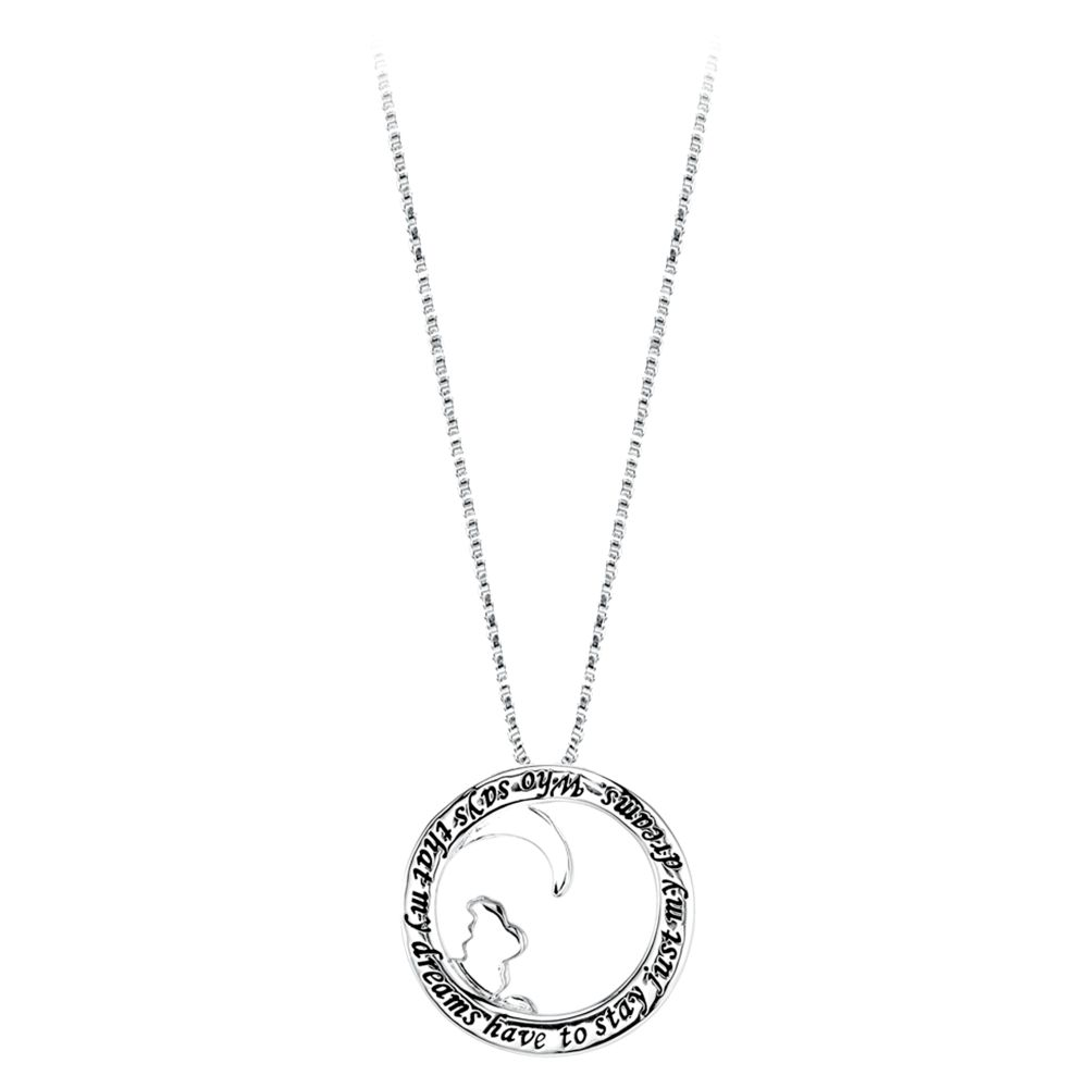 Ariel Sterling Silver Necklace