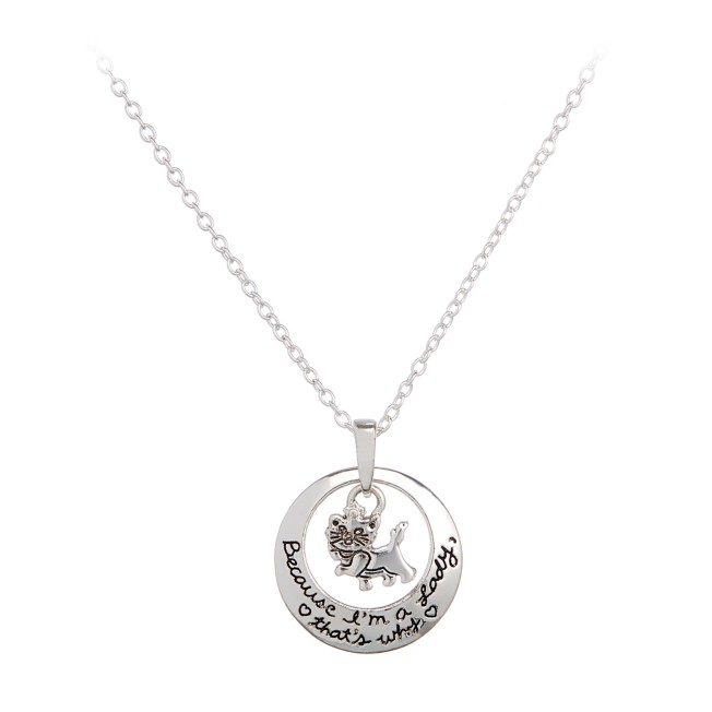 Marie Necklace – The Aristocats