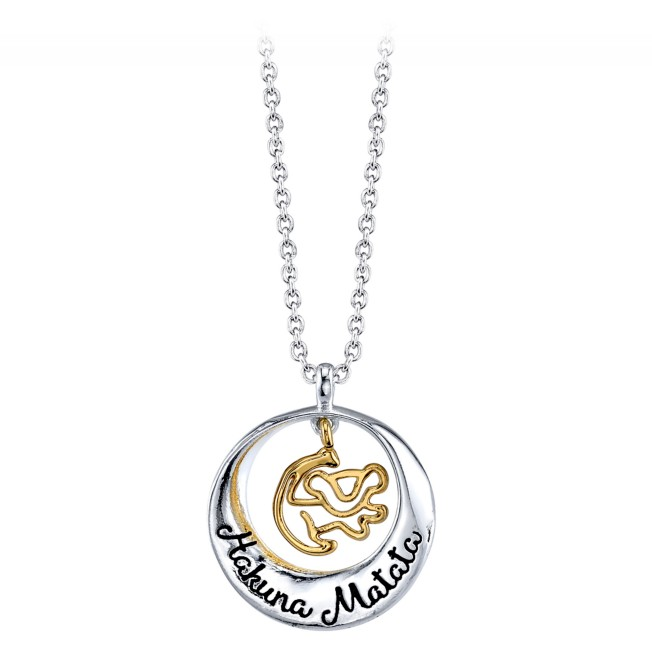 Simba Necklace – The Lion King