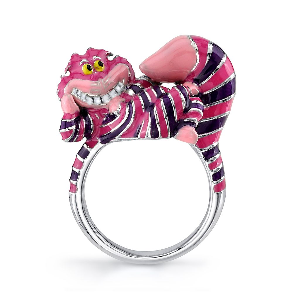 Cheshire Cat Ring by RockLove Official shopDisney