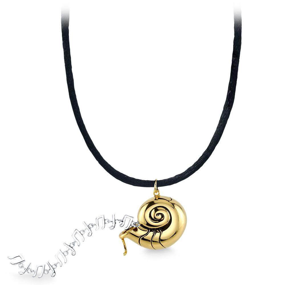 Ursula Shell Locket by RockLove  The Little Mermaid Official shopDisney