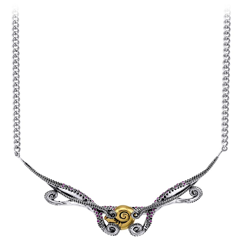 Ursula Tentacle Collar by RockLove  The Little Mermaid Official shopDisney