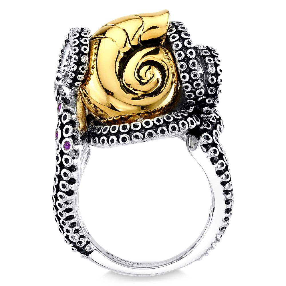 Ursula Tentacle Ring by RockLove – The Little Mermaid