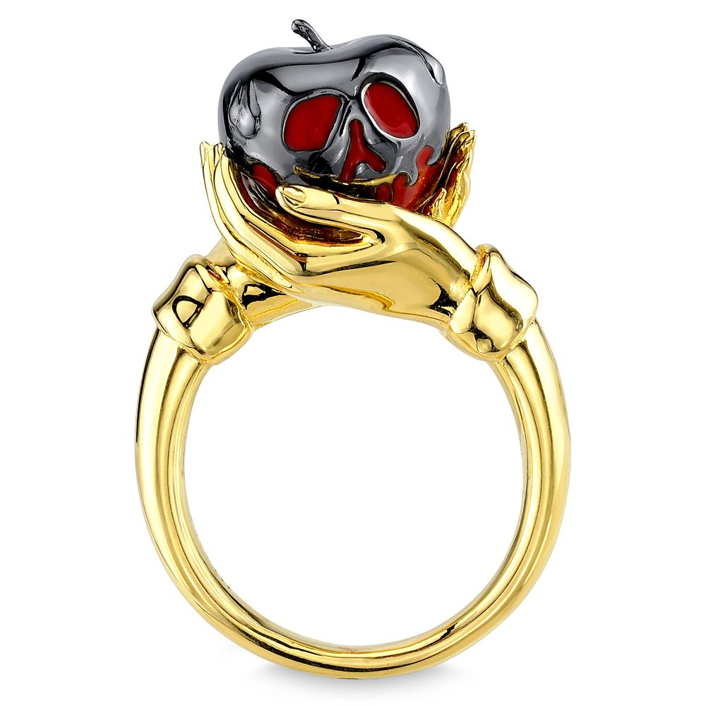 Poison Apple Ring by RockLove  Snow White and the Seven Dwarfs Official shopDisney