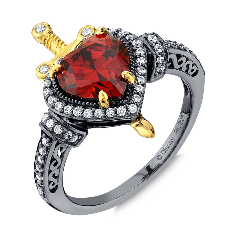 Evil Queen Dagger Heart Ring by RockLove – Snow White and the Seven Dwarfs