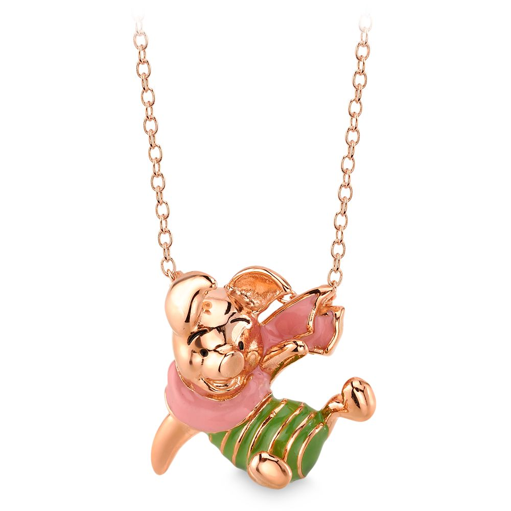 Piglet Necklace by RockLove – Christopher Robin
