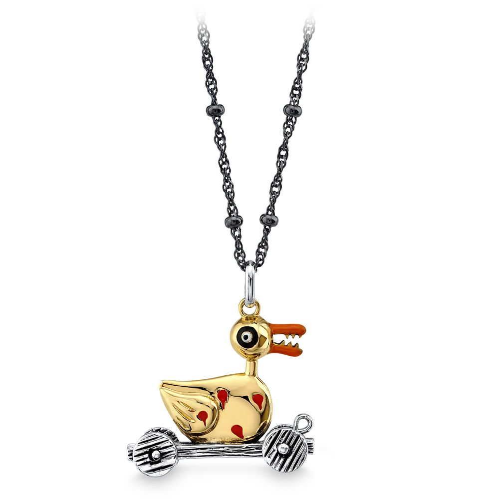 Zombie Duck Necklace by RockLove – The Nightmare Before Christmas