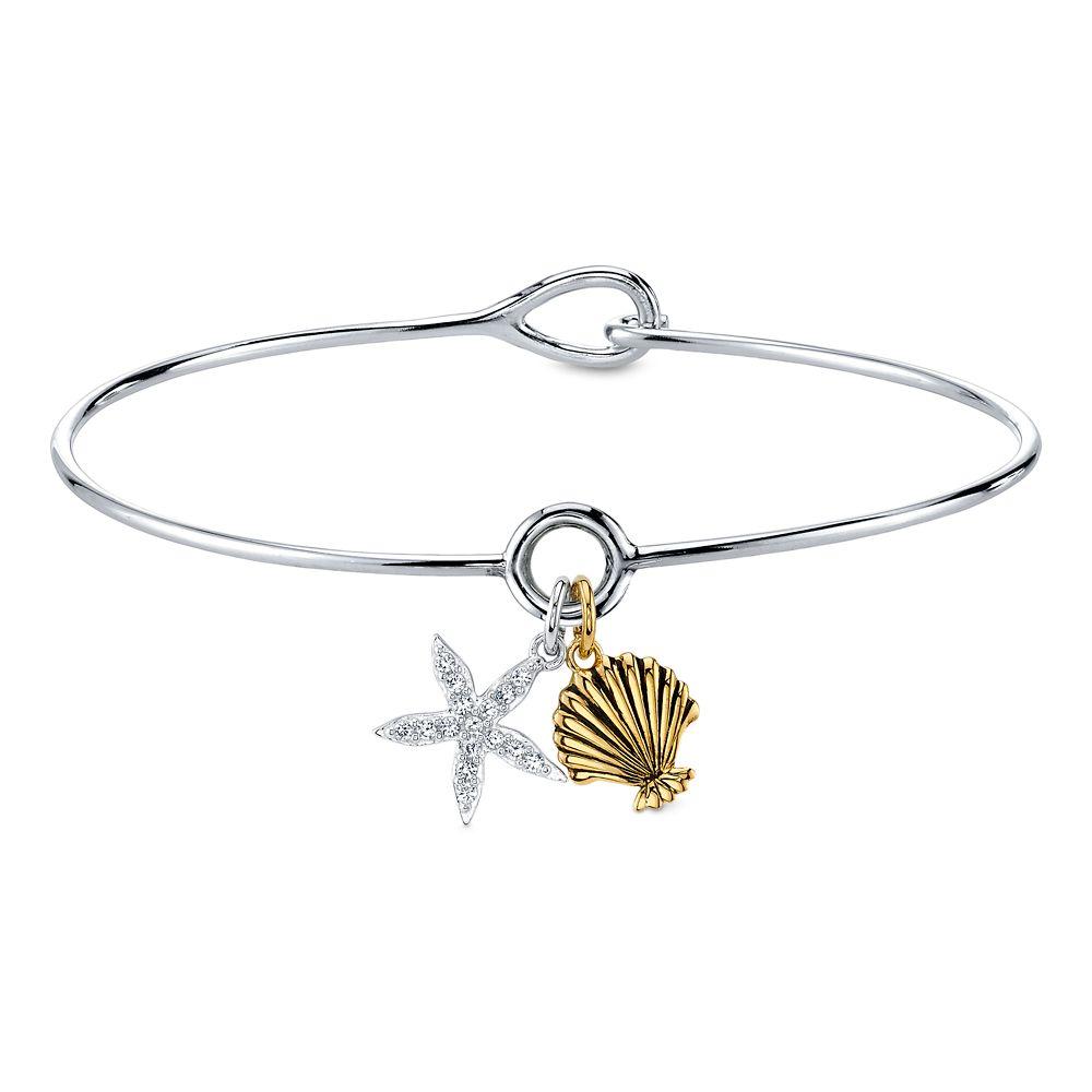 The Little Mermaid Two-Tone Bracelet
