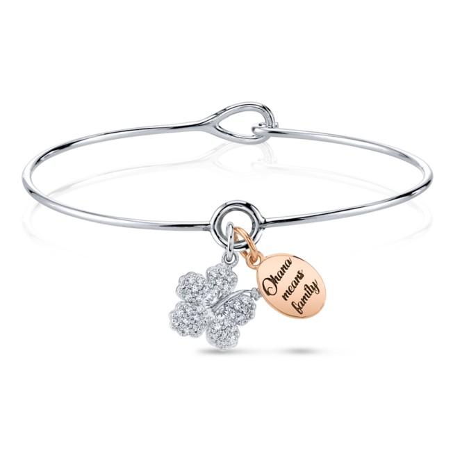 Lilo & Stitch Two-Tone Bracelet