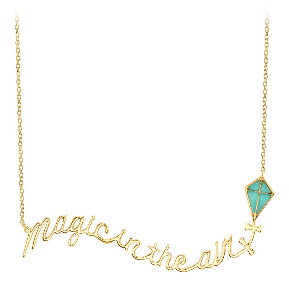 Mary Poppins Returns ''Magic in the Air'' Necklace by RockLove