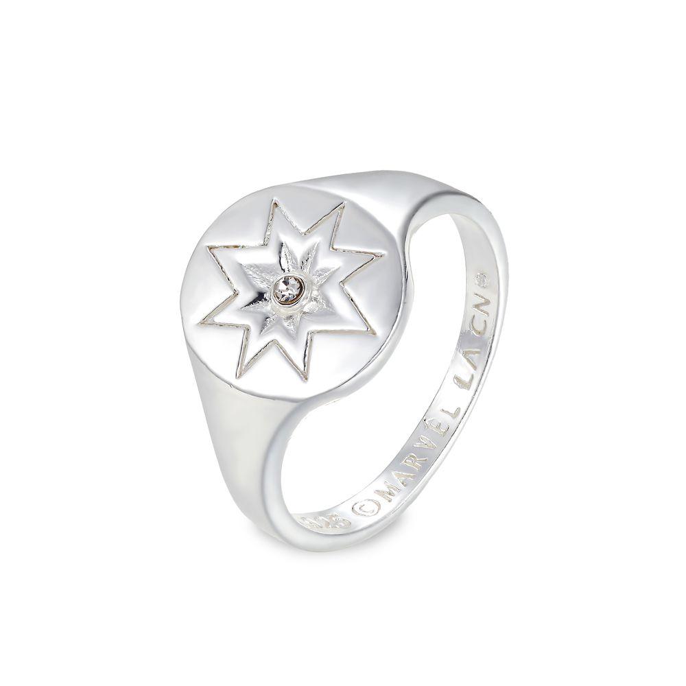 Marvel's Captain Marvel Star Ring