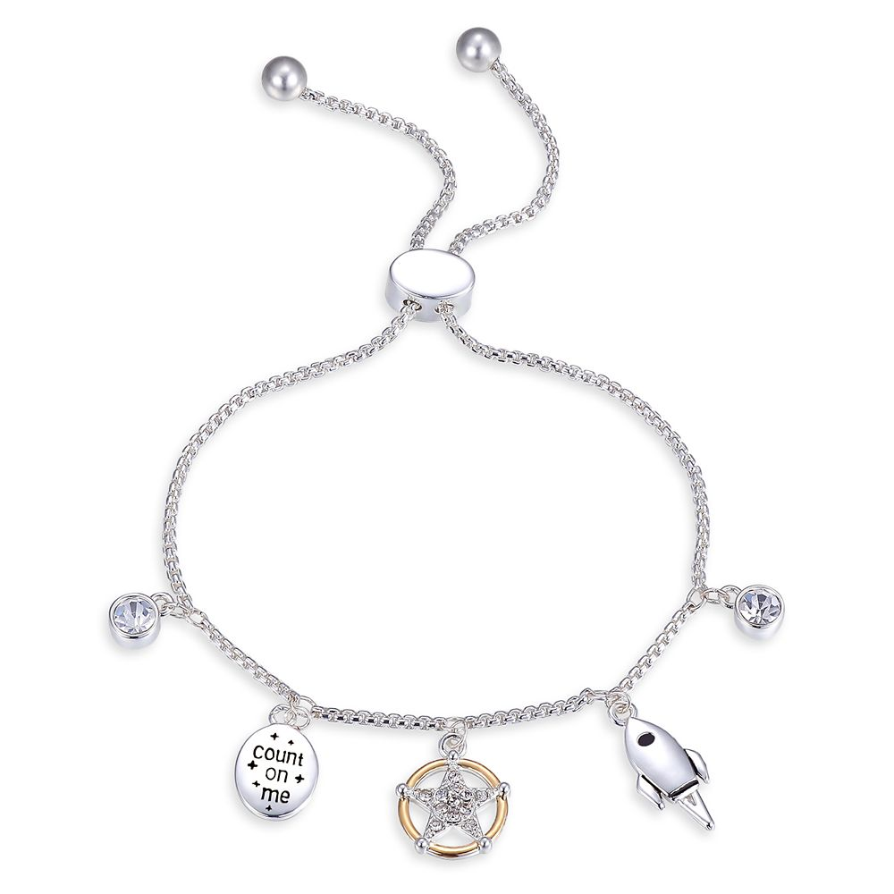 Toy Story Count on Me Bolo Charm Bracelet