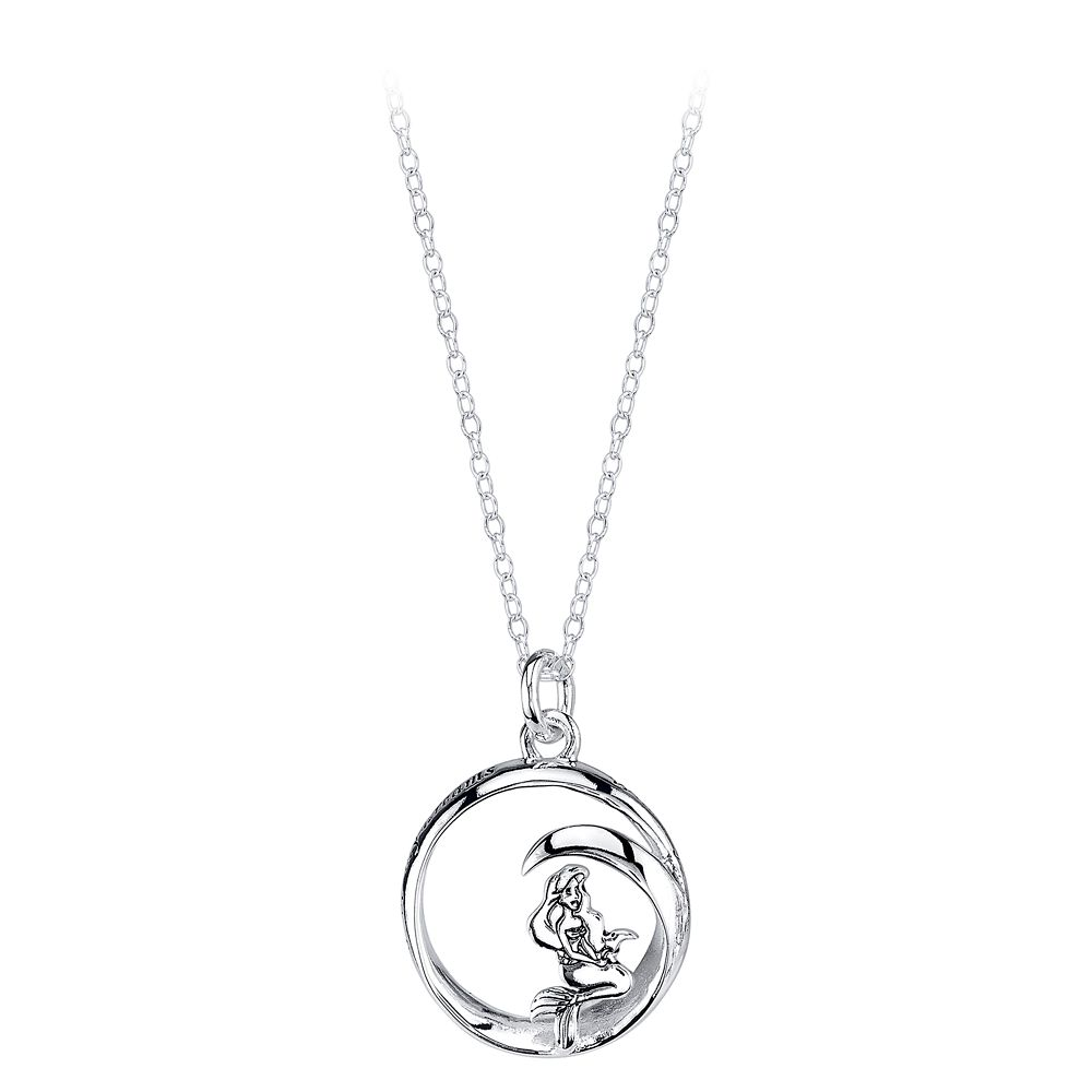 Ariel Pendant Necklace