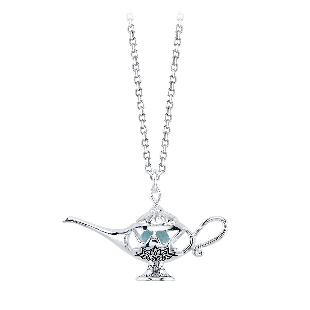 Genie Lamp Pendant Necklace – Aladdin