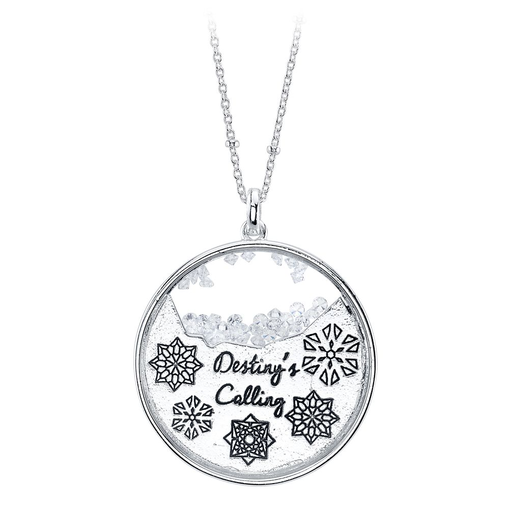 Elsa Pendant Necklace – Frozen 2