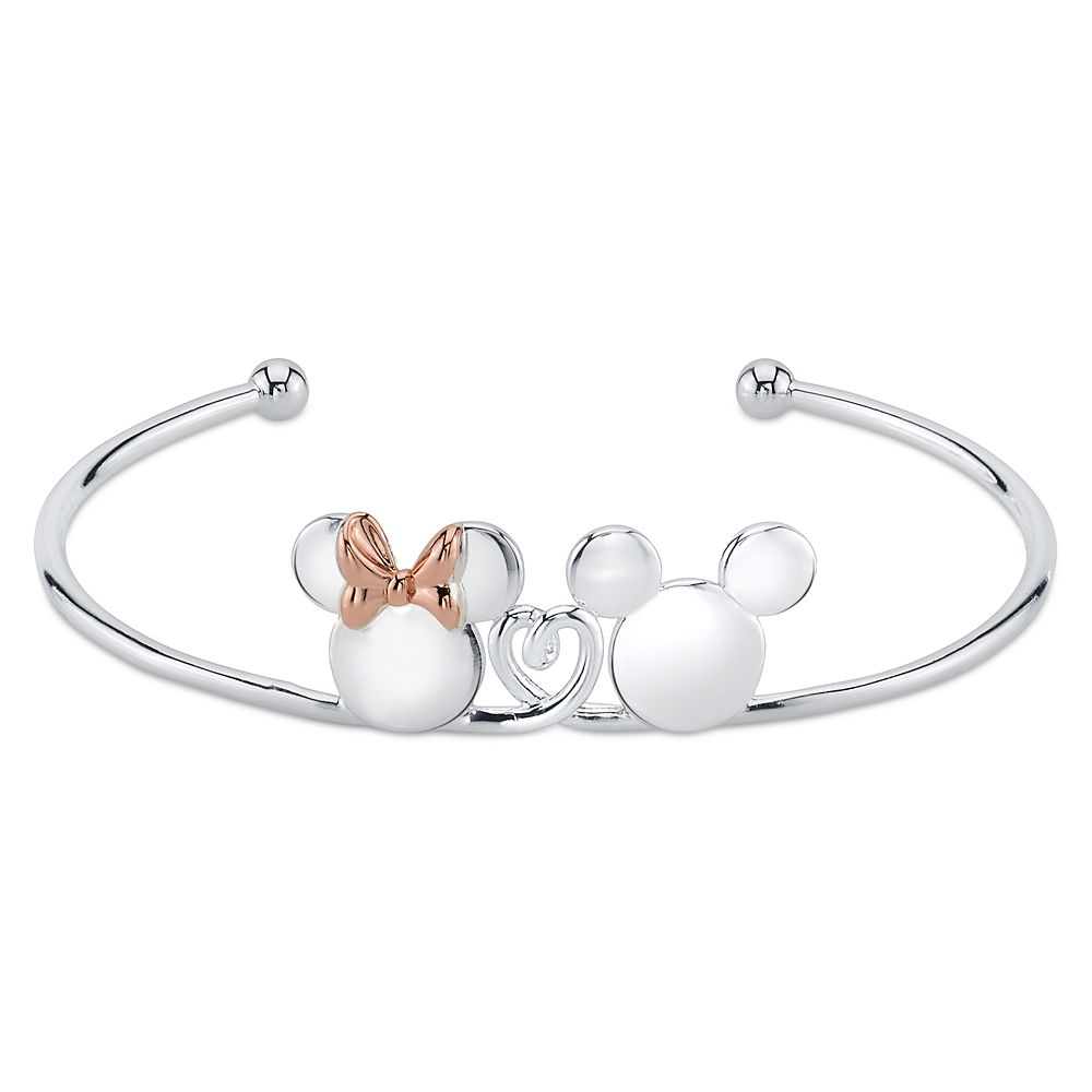 Mickey and Minnie Mouse Bracelet