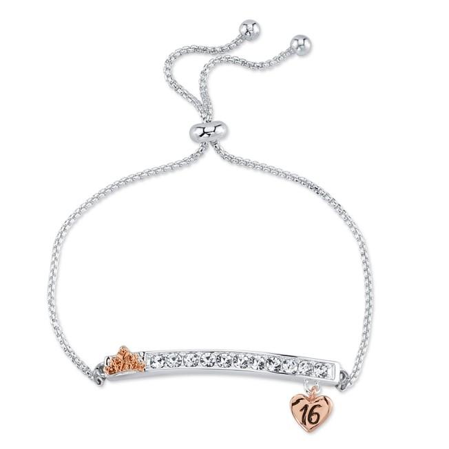 Disney Princess ''16'' Bar Bolo Bracelet