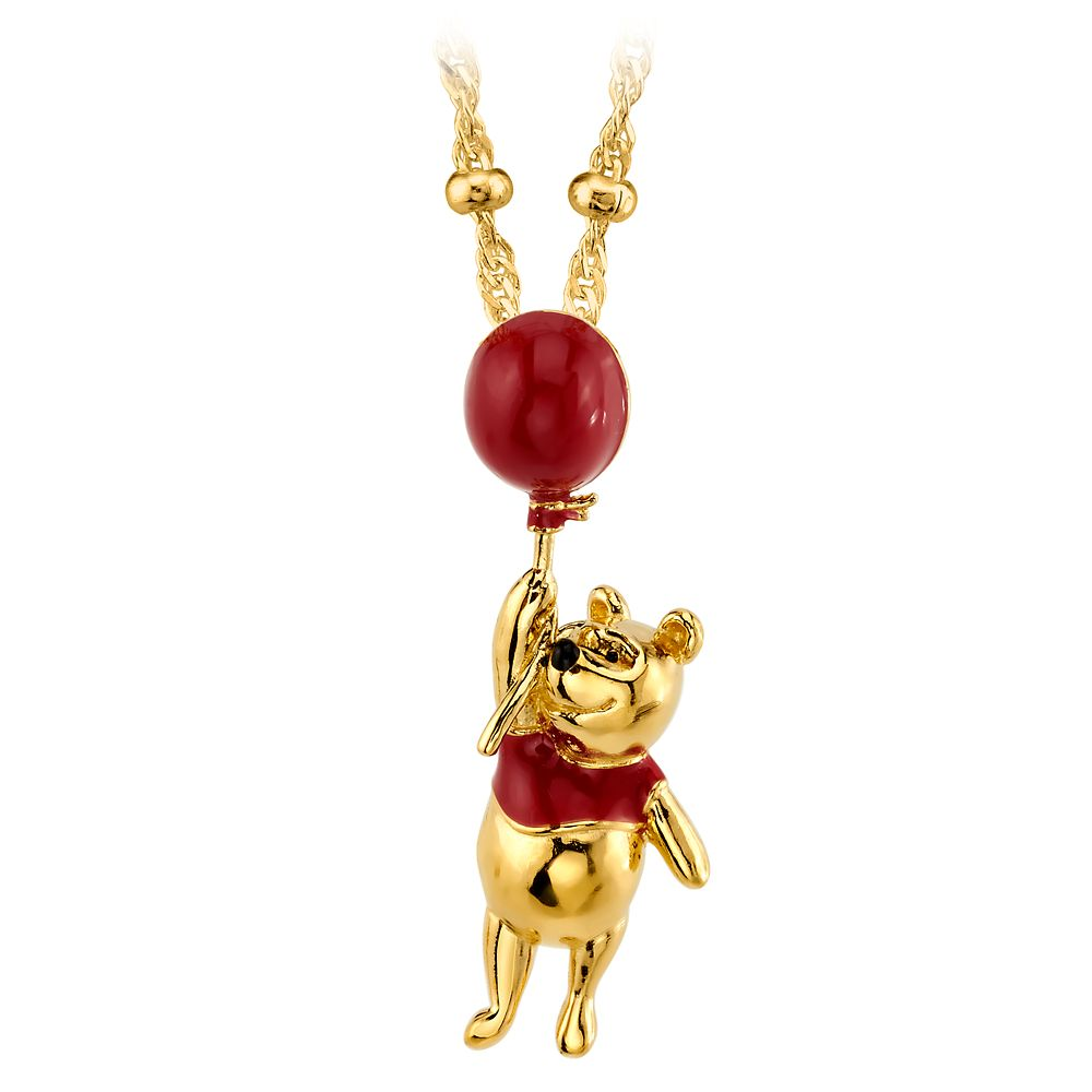 Winnie the Pooh Necklace by RockLove