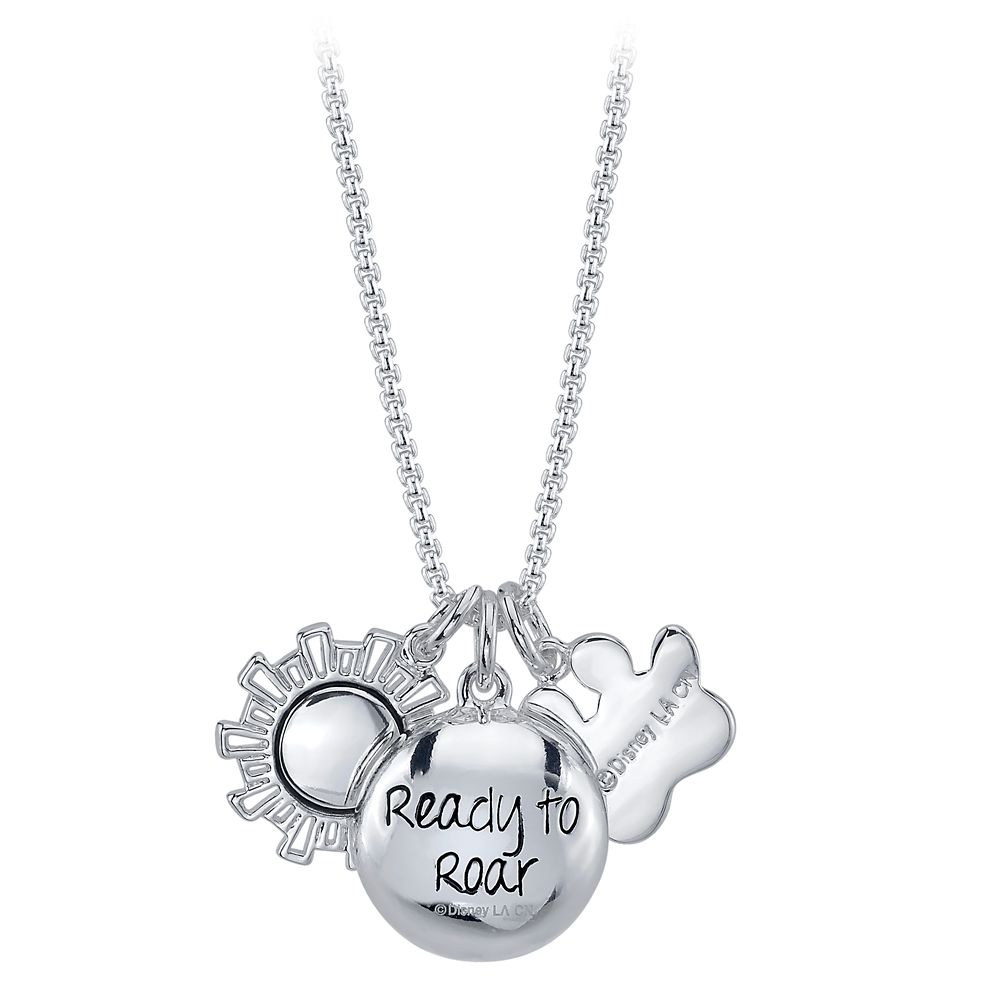The Lion King Charm Necklace