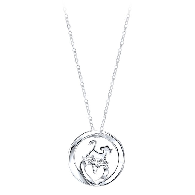 Simba Pendant Necklace