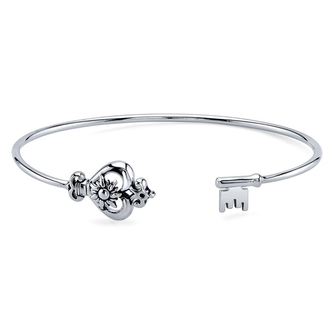 The Lion King 2019 Sun Key to the Kingdom Bangle Bracelet