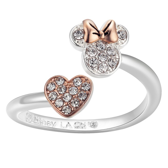 Minnie Mouse and Heart Ring