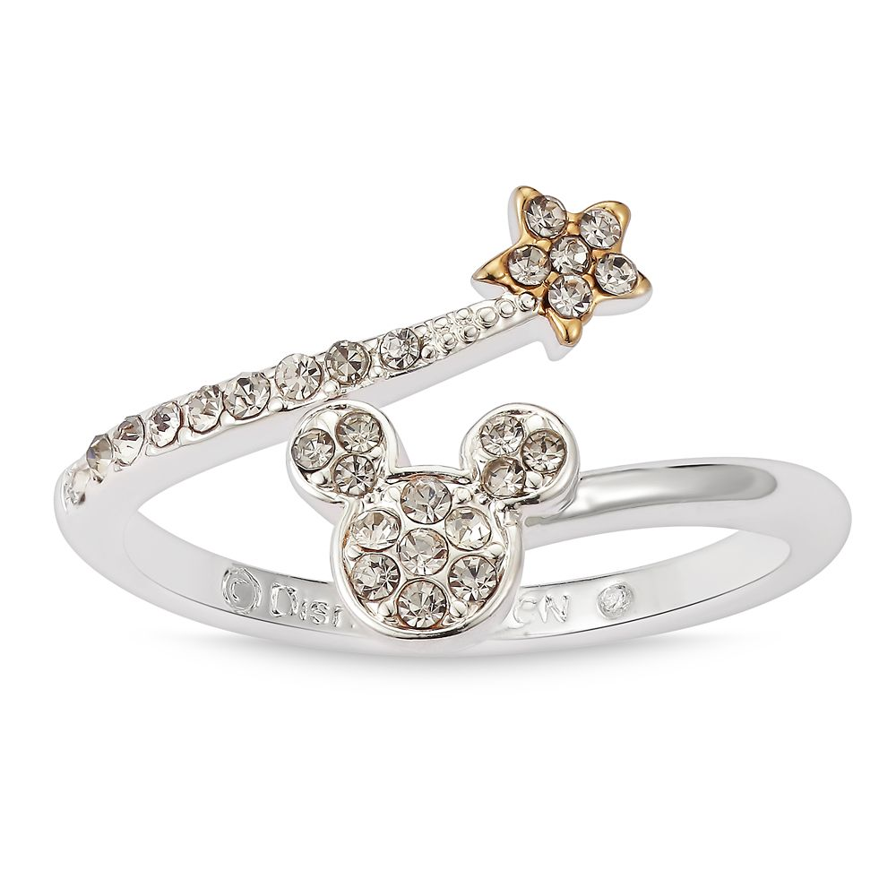 Mickey Mouse Wrap Around Ring