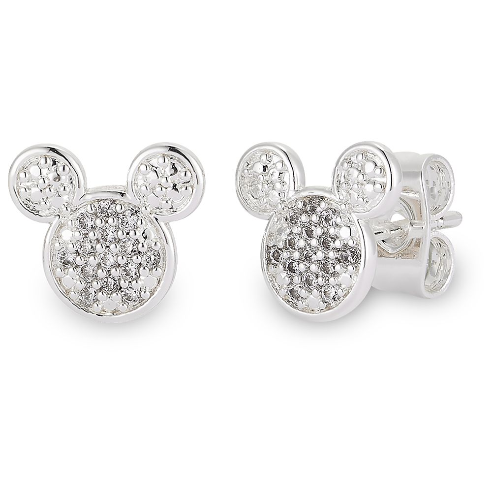 Mickey Mouse Earring Set