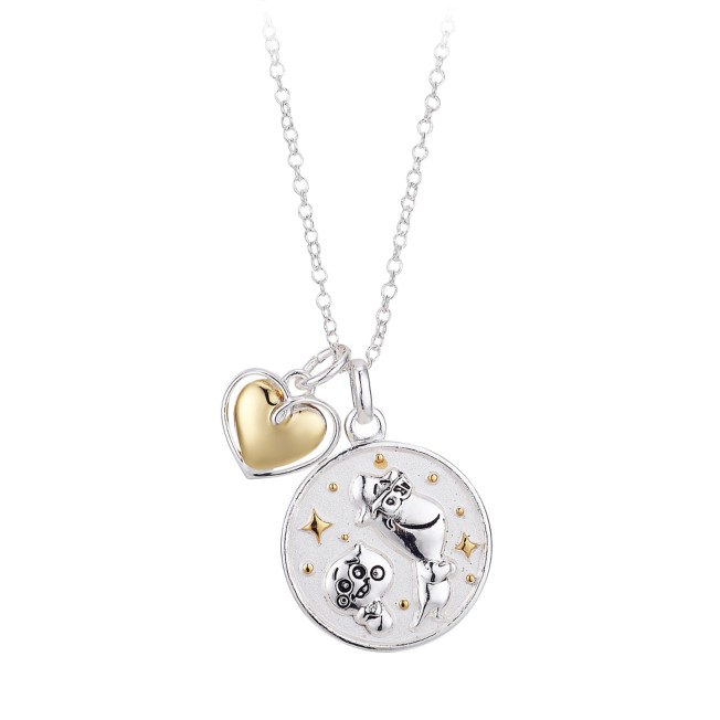 Soul ''Buddies Forever'' Necklace