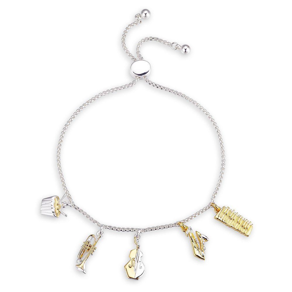shopdisney.com - Soul Charm Bolo Bracelet Official shopDisney 48.99 USD