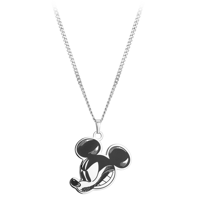 Mickey Mouse Angry Necklace