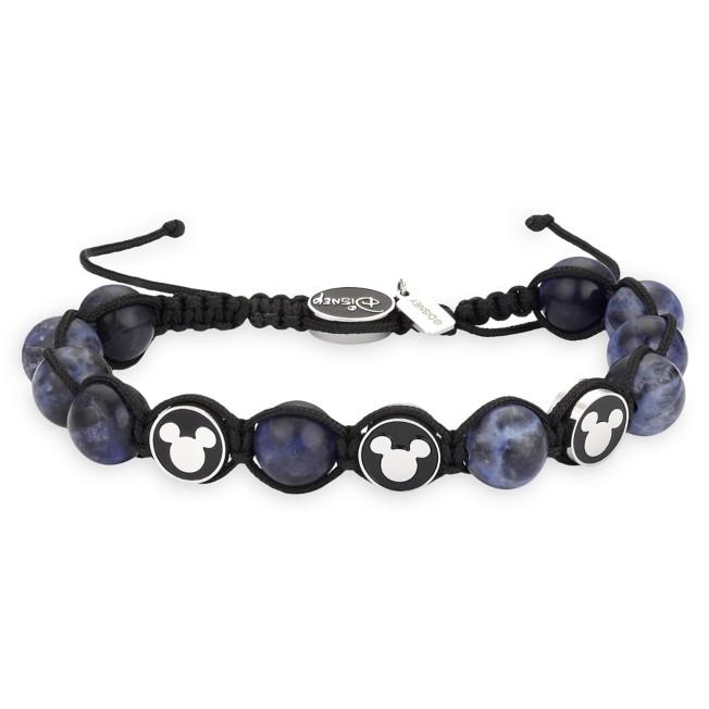 Mickey Mouse Sodalite Bracelet