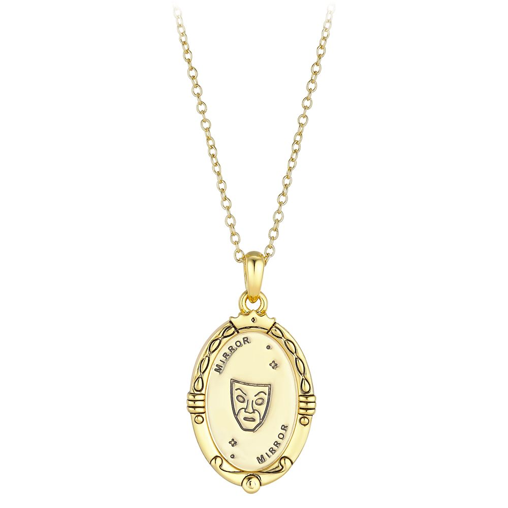 Magic Mirror Pendant Necklace – Snow White and the Seven Dwarfs