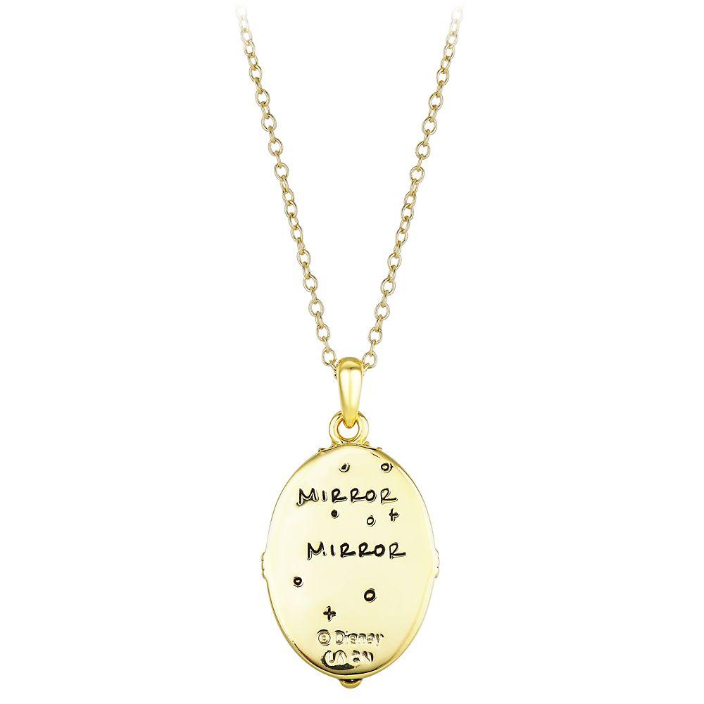 Magic Mirror Pendant Necklace – Snow White and the Seven Dwarfs