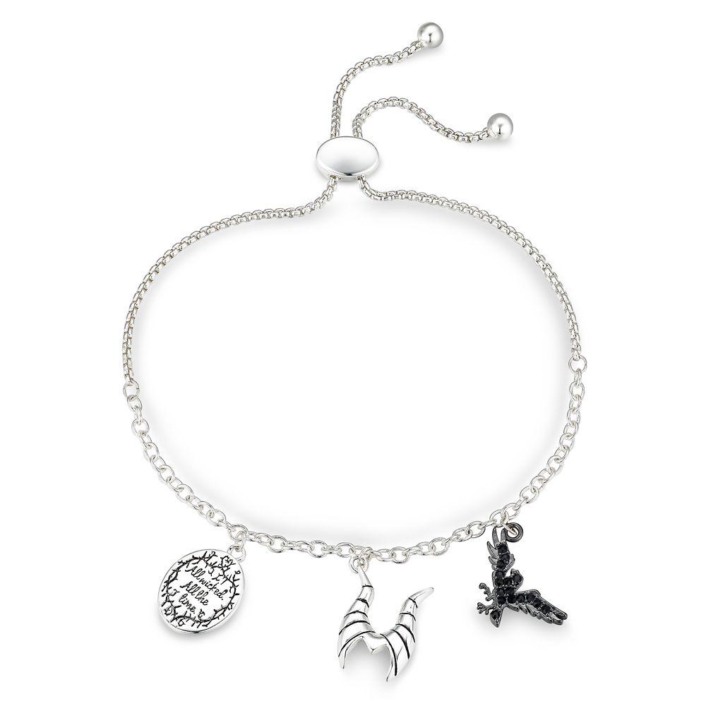 Maleficent Bolo Charm Bracelet – Sleeping Beauty