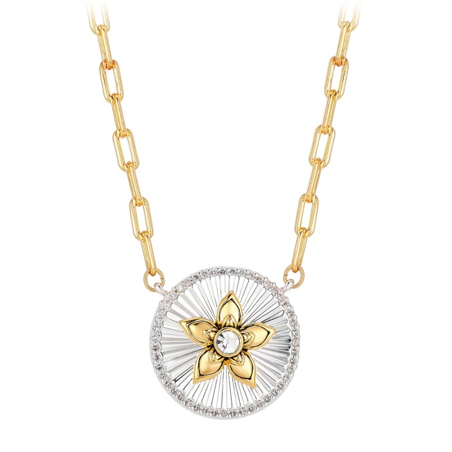 Raya and the Last Dragon Flower Pendant Necklace