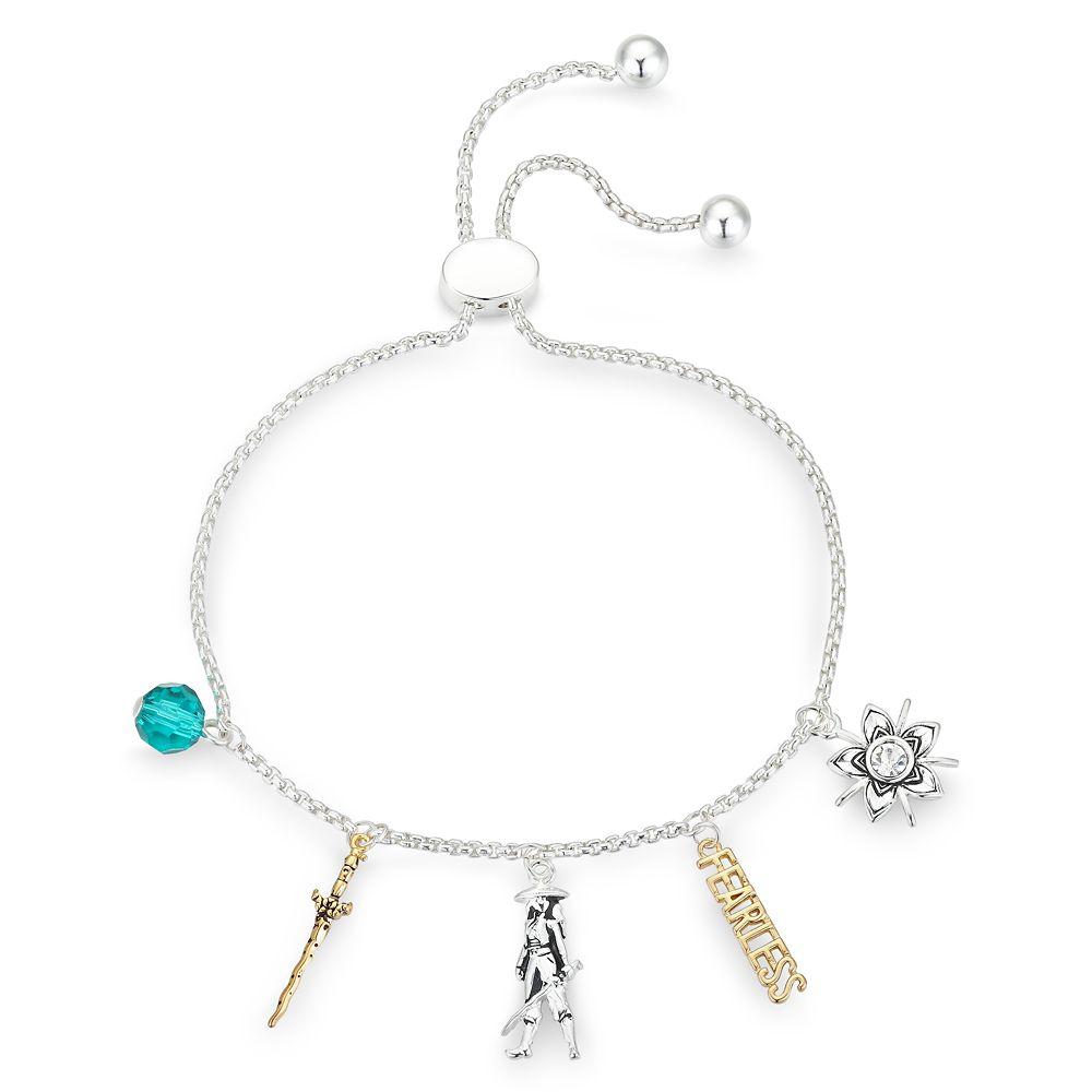 Raya and the Last Dragon Bolo Charm Bracelet