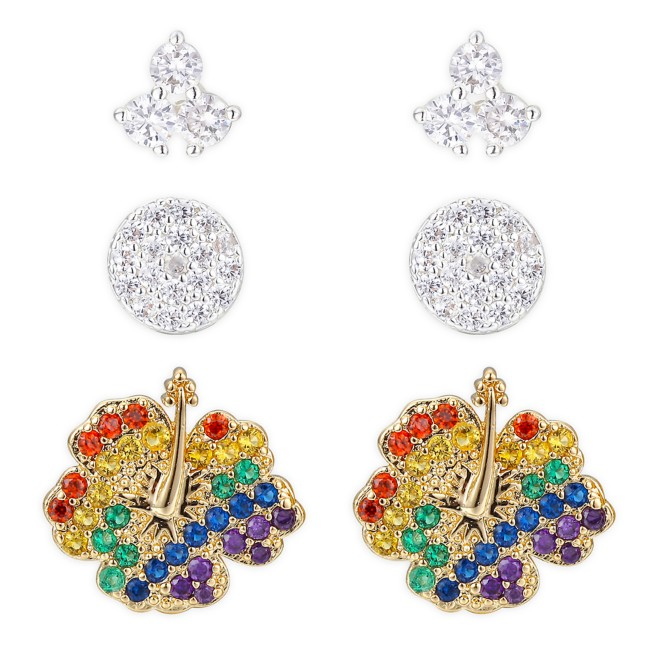 Lilo & Stitch Earring Set