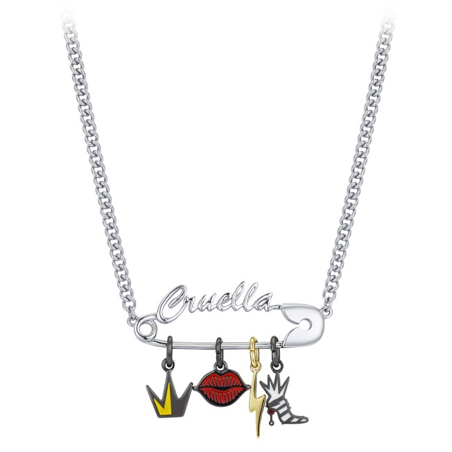Cruella Charm Necklace – Live Action