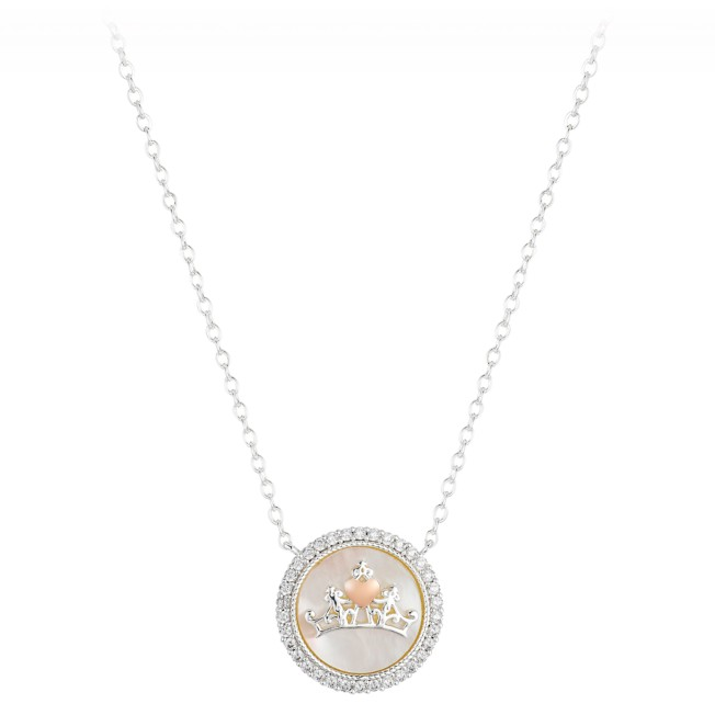 Disney Princess Mother of Pearl Necklace