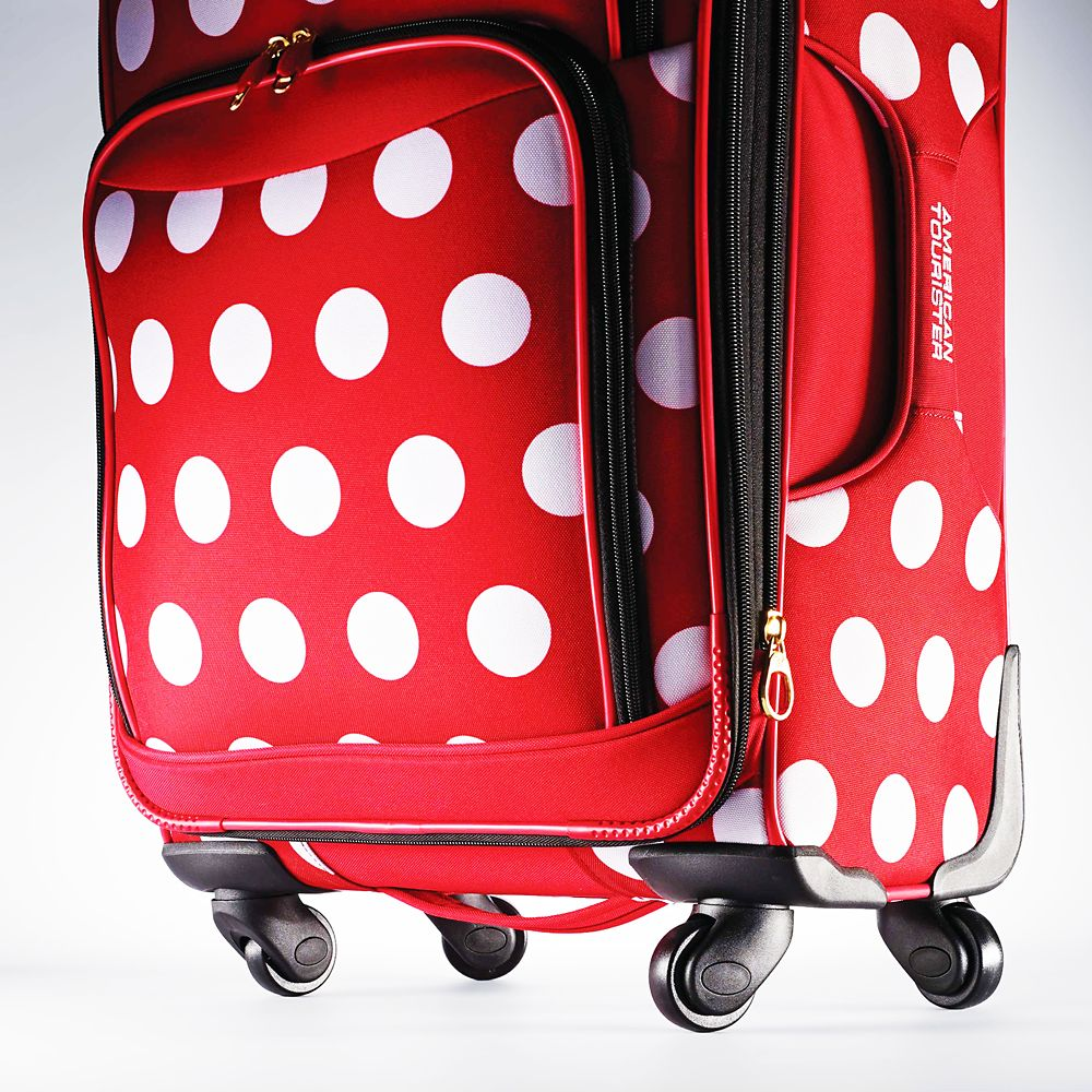 Minnie Mouse Luggage – American Tourister – Small