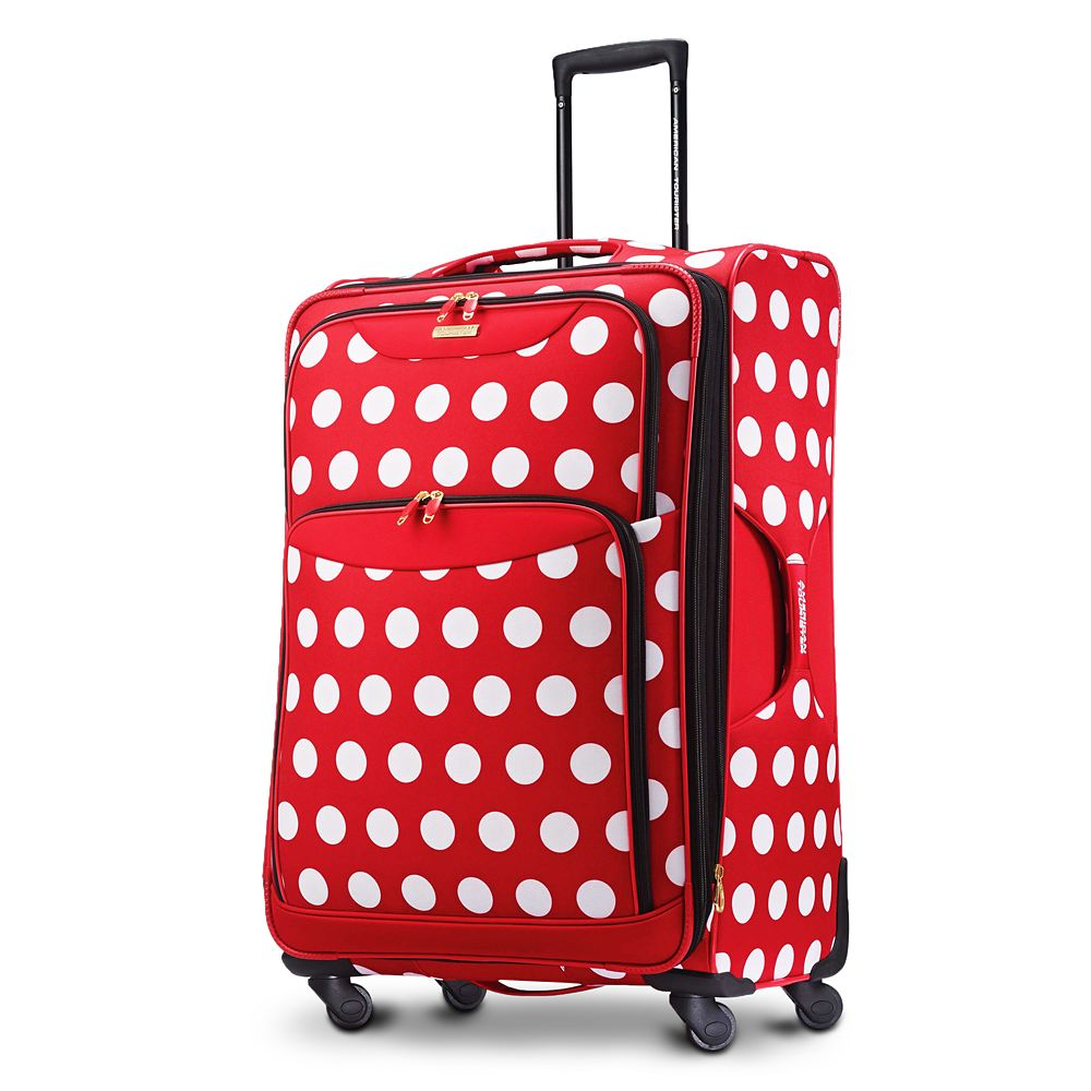 Minnie Mouse Luggage – American Tourister – Large