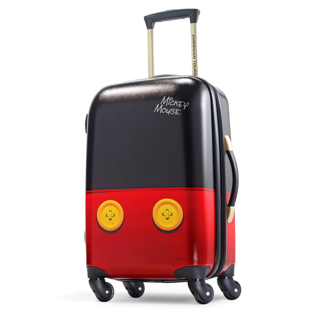 Mickey Mouse Pants Luggage – American Tourister – Small
