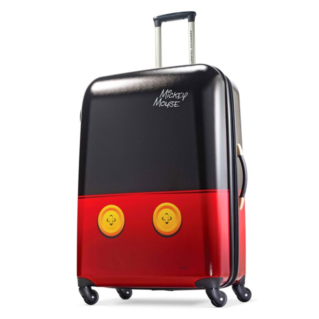 Mickey Mouse Pants Luggage – American Tourister – Large