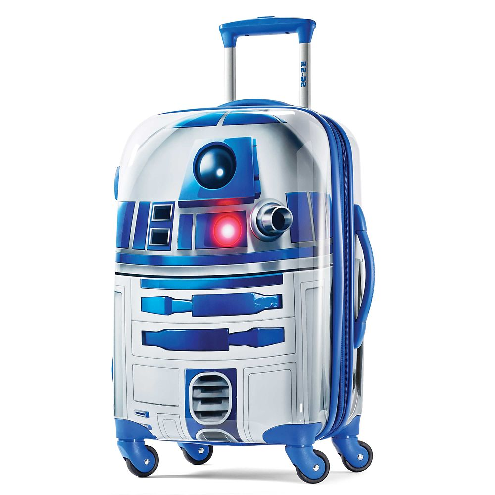 R2-D2 Luggage – Star Wars – American Tourister – Small