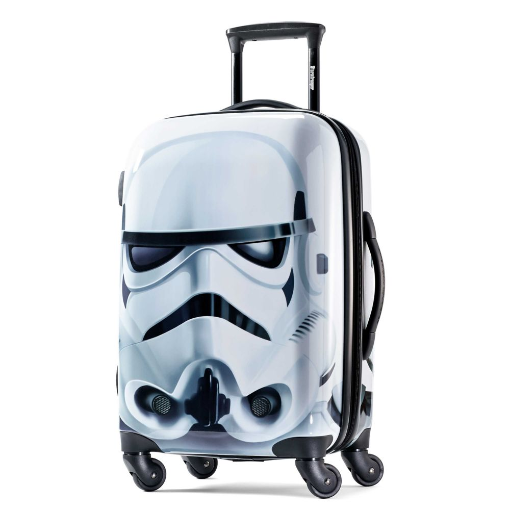 Stormtrooper Luggage – Star Wars – American Tourister – Small
