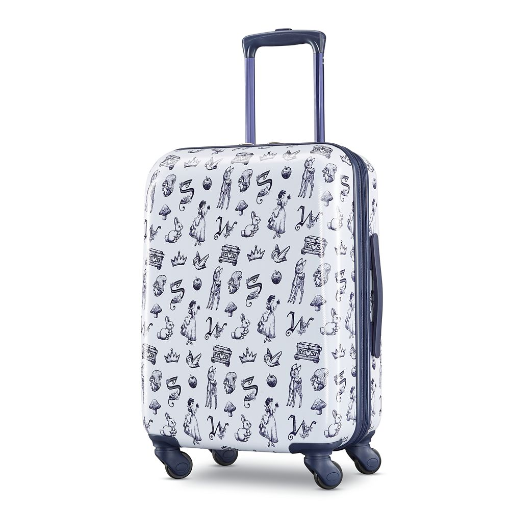 Snow White Rolling Luggage by American Tourister – Small