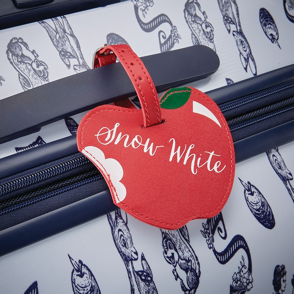Snow White Rolling Luggage by American Tourister – Large