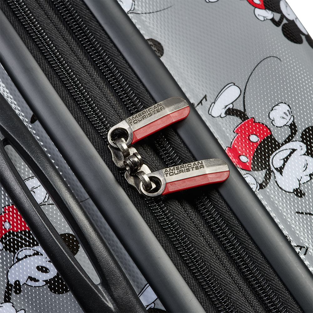 Mickey Mouse Rolling Luggage by American Tourister – Small